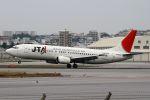 hiroki_h2さんが、那覇空港で撮影した日本トランスオーシャン航空 737-429の航空フォト(写真)
