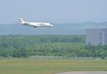 鱚楽鯛遊さんが、新千歳空港で撮影したジェイ・エア CL-600-2B19 Regional Jet CRJ-200ERの航空フォト(写真)