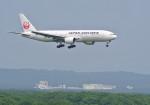 鱚楽鯛遊さんが、新千歳空港で撮影した日本航空 777-246の航空フォト(写真)