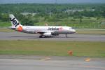 鱚楽鯛遊さんが、新千歳空港で撮影したジェットスター・ジャパン A320-232の航空フォト(写真)