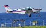 ohohoさんが、喜界空港で撮影した法人所有 F33A Bonanzaの航空フォト(写真)