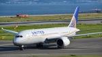 taka@777さんが、関西国際空港で撮影したユナイテッド航空 787-822の航空フォト(写真)