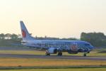 うみBOSEさんが、函館空港で撮影した中国国際航空 737-86Nの航空フォト(写真)