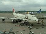 ピーノックさんが、成田国際空港で撮影した日本アジア航空 747-246Bの航空フォト(写真)
