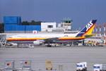 動物村猫君さんが、大分空港で撮影した日本エアシステム A300B4-622Rの航空フォト(写真)