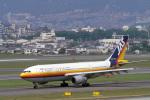 senyoさんが、伊丹空港で撮影した日本航空 A300B4-2C/SCDの航空フォト(写真)