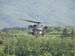 comdigimaniaさんが、八雲分屯基地で撮影した航空自衛隊 UH-60Jの航空フォト(写真)