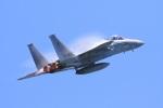 ハルモンさんが、新田原基地で撮影した航空自衛隊 F-15DJ Eagleの航空フォト(写真)