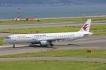 meijeanさんが、関西国際空港で撮影した中国東方航空 A321-231の航空フォト(写真)