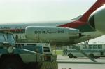 kumagorouさんが、羽田空港で撮影した東亜国内航空 MD-81 (DC-9-81)の航空フォト(写真)