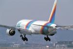 senyoさんが、伊丹空港で撮影した日本エアシステム 777-289の航空フォト(写真)