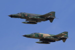 EXIA01さんが、八雲分屯基地で撮影した航空自衛隊 RF-4EJ Phantom IIの航空フォト(写真)