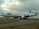 ピーノックさんが、福岡空港で撮影したJALウェイズ DC-10-40Iの航空フォト(写真)