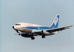 その他の流動資産さんが、伊丹空港で撮影した全日空 737-281/Advの航空フォト(写真)