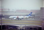 リョウさんが、羽田空港で撮影した日本エアシステム A300B2K-3Cの航空フォト(写真)