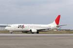 A-Chanさんが、那覇空港で撮影した日本トランスオーシャン航空 737-4K5の航空フォト(写真)
