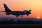 senyoさんが、伊丹空港で撮影した全日空 747SR-81の航空フォト(写真)