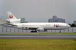 Gambardierさんが、伊丹空港で撮影した日本航空 DC-10-40Iの航空フォト(写真)