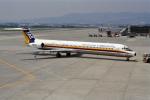 senyoさんが、伊丹空港で撮影した日本エアシステム MD-81 (DC-9-81)の航空フォト(写真)