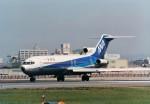 その他の流動資産さんが、伊丹空港で撮影した全日空 727-281/Advの航空フォト(写真)