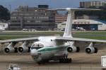 masa707さんが、福岡空港で撮影したアルジェリア空軍 Il-76TDの航空フォト(写真)
