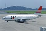 Gambardierさんが、岡山空港で撮影した日本トランスオーシャン航空 737-205/Advの航空フォト(写真)