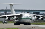 sky77さんが、福岡空港で撮影したアルジェリア空軍 Il-76TDの航空フォト(写真)