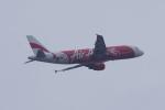 pringlesさんが、台湾桃園国際空港で撮影したエアアジア A320-216の航空フォト(写真)