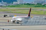 quicksilverさんが、名古屋飛行場で撮影した三菱航空機 MRJ90STDの航空フォト(写真)