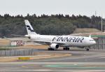 justice2002さんが、成田国際空港で撮影したフィンエアー A330-302Xの航空フォト(写真)