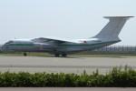 みなみ まどかさんが、関西国際空港で撮影したAlgeria - Air Force Il-76TDの航空フォト(写真)