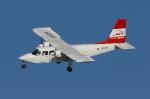 はちはちさんが、那覇空港で撮影した第一航空 BN-2B-20 Islanderの航空フォト(写真)