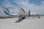 Airfly-Superexpressさんが、米子空港で撮影した海上保安庁 DHC-8-315Q Dash 8の航空フォト(写真)