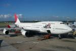 JA8037さんが、シドニー国際空港で撮影した日本航空 747-446の航空フォト(写真)