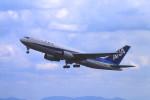 動物村猫君さんが、大分空港で撮影した全日空 767-281の航空フォト(写真)