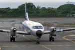 senyoさんが、大島空港で撮影したエアーニッポン YS-11A-500の航空フォト(写真)
