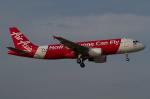 よっしぃさんが、クアラルンプール国際空港で撮影したエアアジア A320-216の航空フォト(写真)