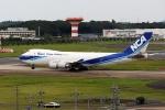 Mihaさんが、成田国際空港で撮影した日本貨物航空 747-4KZF/SCDの航空フォト(写真)