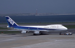 kumagorouさんが、羽田空港で撮影した全日空 747-281Bの航空フォト(写真)
