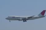 fukucyanさんが、成田国際空港で撮影した日本航空 747-246B(SF)の航空フォト(写真)