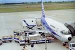 その他の流動資産さんが、鹿児島空港で撮影したエアーニッポン 737-281の航空フォト(写真)