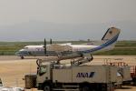 takepapaさんが、米子空港で撮影した海上保安庁 DHC-8-315Q Dash 8の航空フォト(写真)