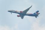 翔君さんが、スワンナプーム国際空港で撮影したアズール・エア 757-2Q8の航空フォト(写真)