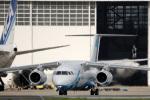 senyoさんが、成田国際空港で撮影したアンガラ・エアラインズ An-148-100Eの航空フォト(写真)