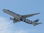 aquaさんが、関西国際空港で撮影したフィンエアー A330-302Xの航空フォト(写真)