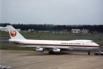amagoさんが、成田国際空港で撮影した日本航空 747-246Bの航空フォト(写真)