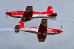 Tomo-Papaさんが、フェアフォード空軍基地で撮影したスイス空軍 NCPC-7の航空フォト(写真)