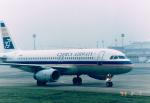JA8037さんが、パリ シャルル・ド・ゴール国際空港で撮影したキプロス・エアウェイズ A320-231の航空フォト(写真)