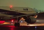 キャッチャーさんが、名古屋飛行場で撮影した全日空 A320-211の航空フォト(写真)