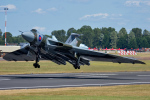 Tomo-Papaさんが、フェアフォード空軍基地で撮影したイギリス空軍 698 Vulcan B2の航空フォト(写真)